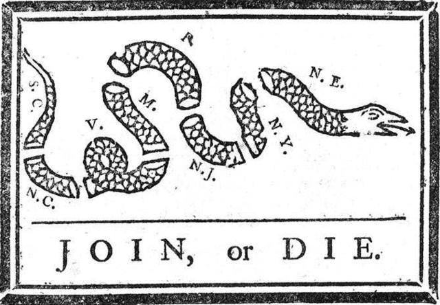 Delegates Approve Benjamin Franklin's Albany Plan