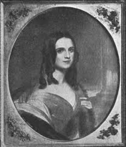 Poe marries Virginia
