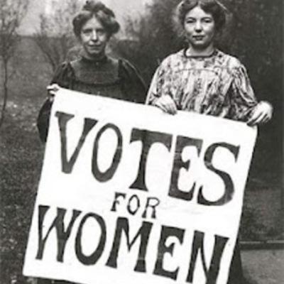 Women's Suffrage Movement  timeline