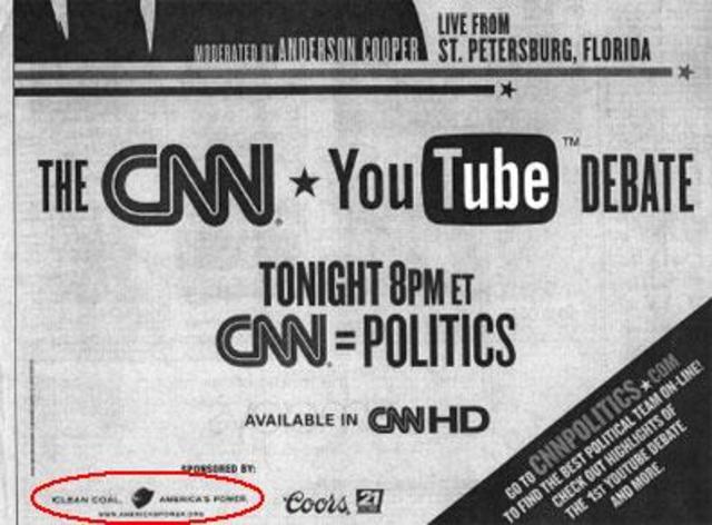 YouTube/CNN Debate Part 2