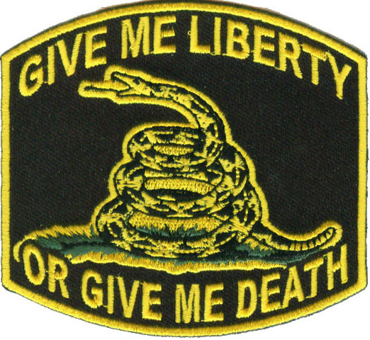 """""""Give me liberty or give me death!"""", Lexington and Concord"""