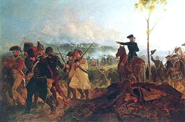 Congress Declares War on Great Britain