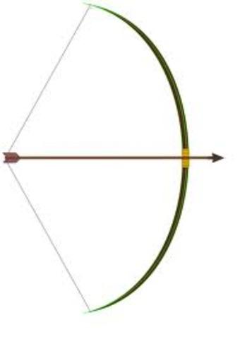 Hercules Bow and Arrow  990 B.C.