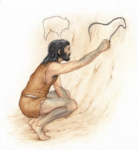 Homo sapiens (25000 a.C)
