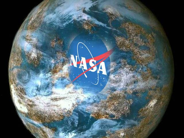 NASA is formed