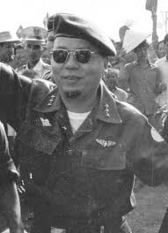 New control of South Vietnam
