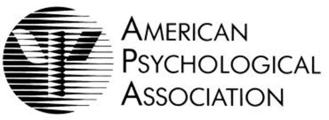 Se  formó la Asociación Americana de Psicología.