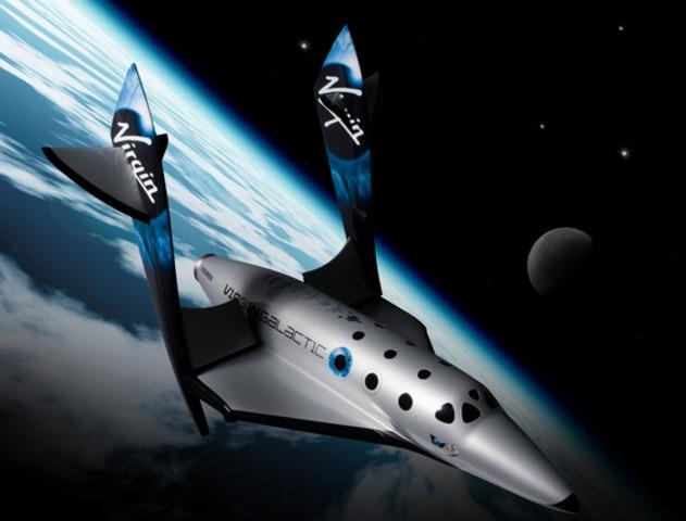VGC (Virgin Galactic Commercial Space Flight)