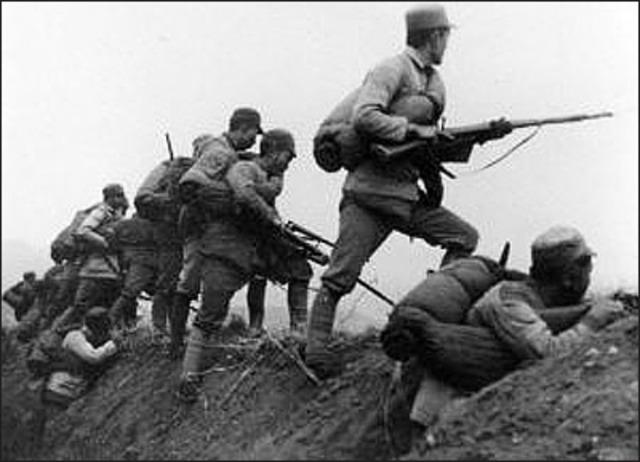 Start of Chinese Civil War