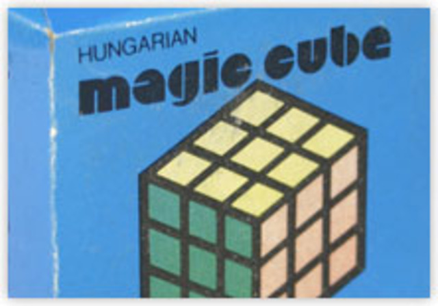 First Magic Cube sold