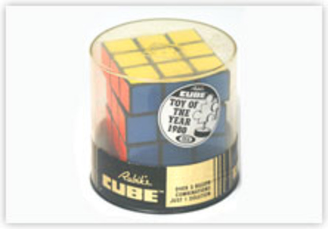 Rubik's Cube exported