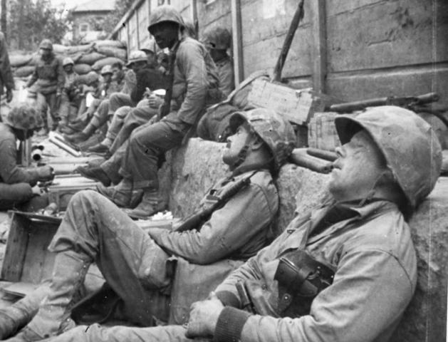 UN Sends Troops to Korea