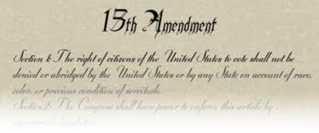 15th ammendment