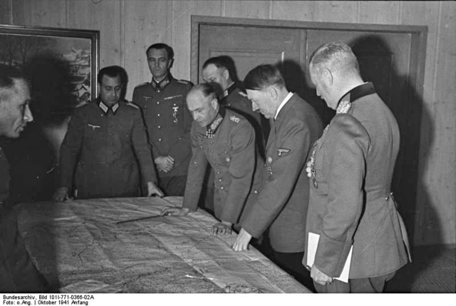 3 million German troops attack the soviet union