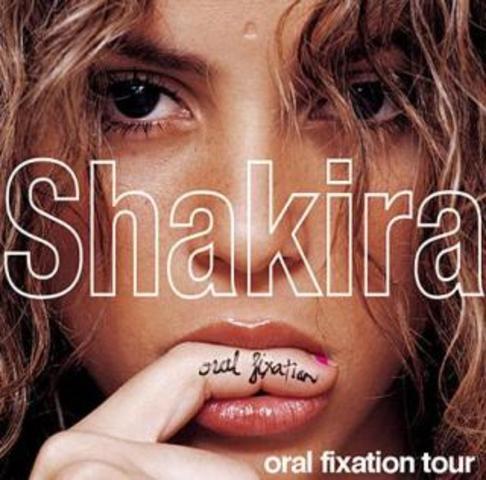 Oral Fixation Tour