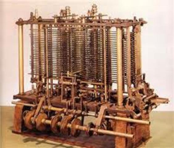 first mechanical computer