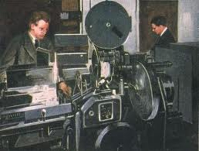 Electro Mechanical television system was invented by John Logie Baird