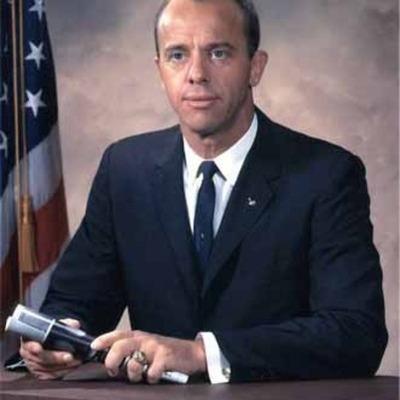 The Life of Alan B. Shepard timeline
