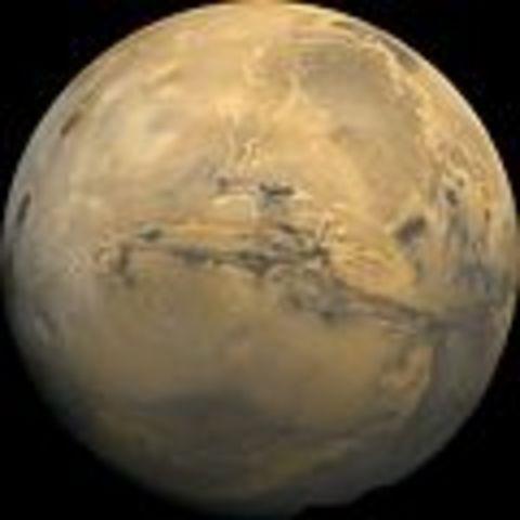 Mars is in Sight