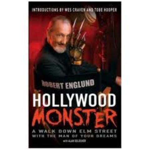 Hollywood Monster Book
