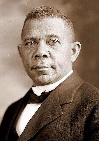 Booker T. Washington opens Tuskegee Institute in Alabama