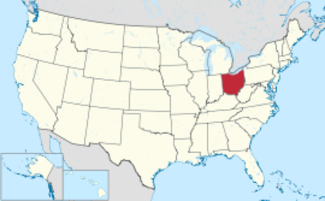 Ohio---Number 17-Thomas Jefferson
