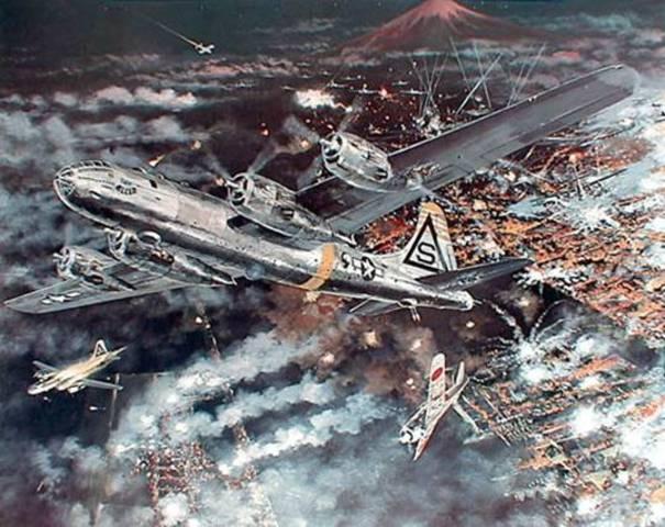 Firebombing of Tokyo