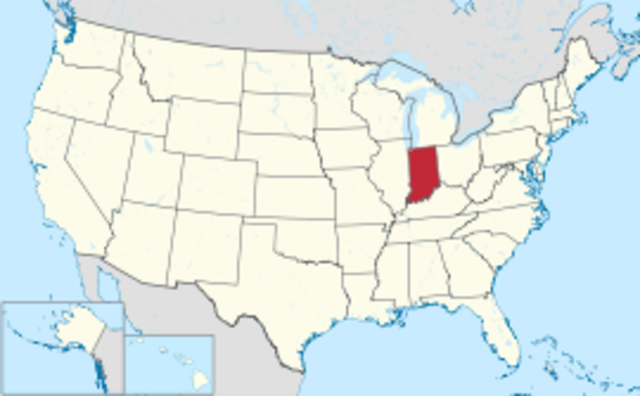 Indiana--Number 19--James Madison