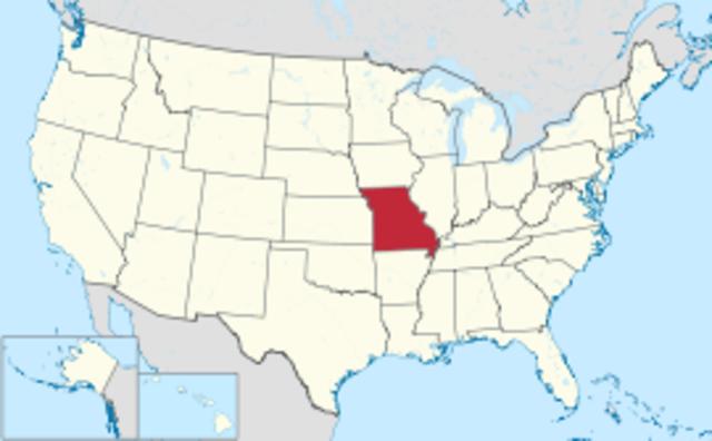 Missouri--Number 24--James Monroe