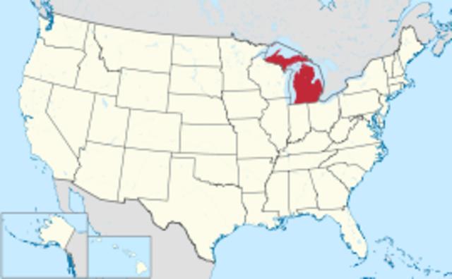 Michigan--Number 26--Andrew Jackson