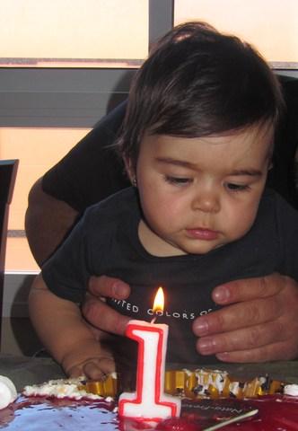 tu primer cumpleaños