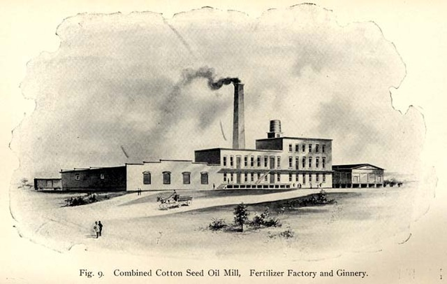 The First Lowell Mill