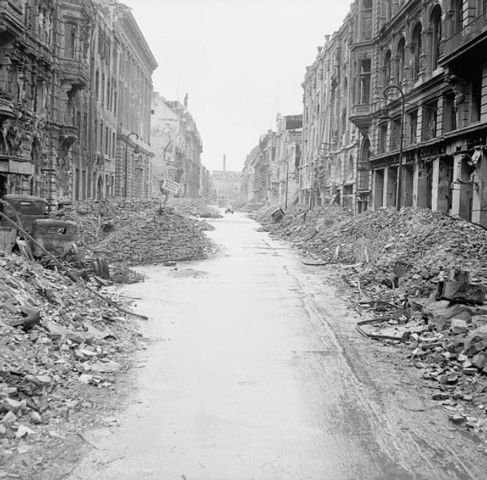 Third Reich Defeat