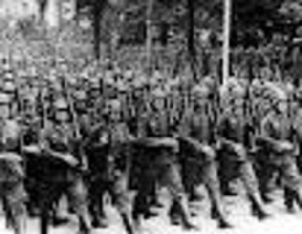 """Hitler's """"Saturday Surprises"""""""
