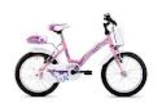 Ya montas sola en bicicleta