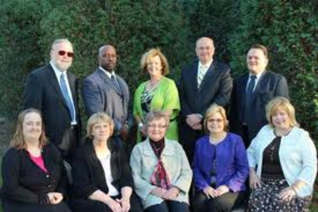 Present Action Plan to Board of Education