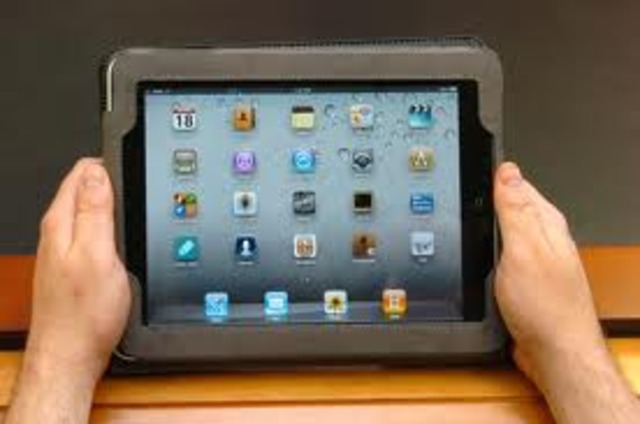 Apply for grant for tablets