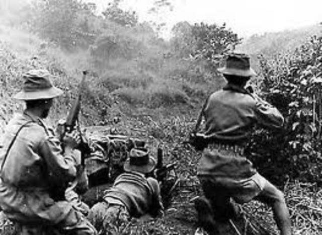 Battle at Dien Bien Phu
