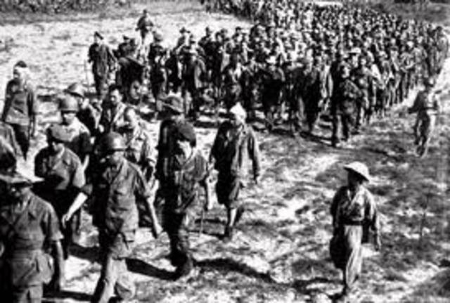 Defeat at Dien Bien Phu