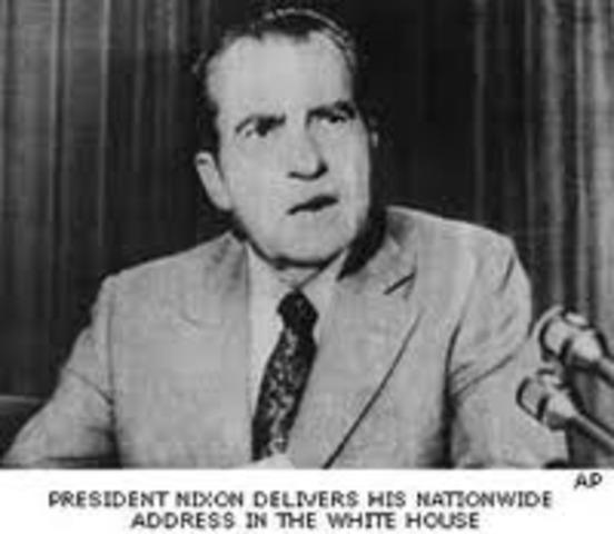 Nixon Cuts Back American Troops in Vietnam: