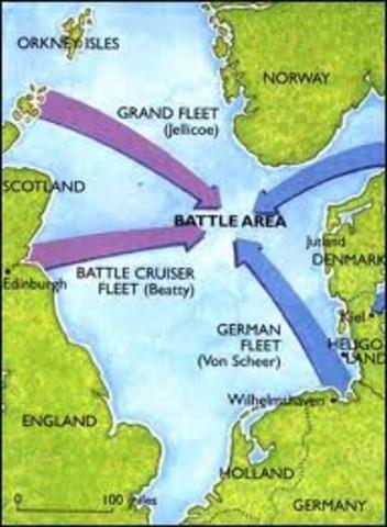 Battle of Jutland.