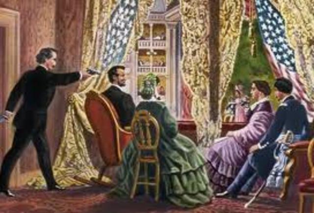 President Lincoln Shooting