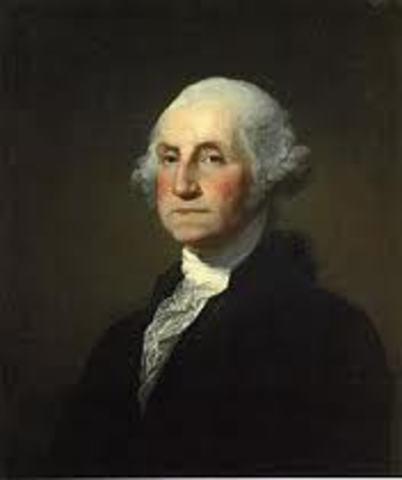 Washington is Elected