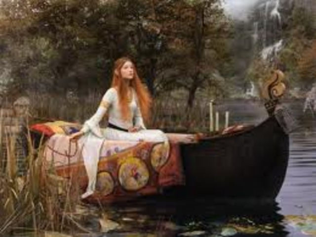 The Lady of Shalott by Alfred, Lord Tennyson