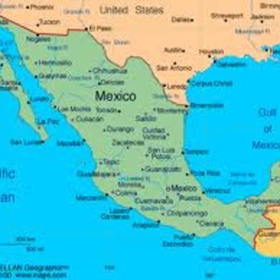 Hope's Mexico History Timeline