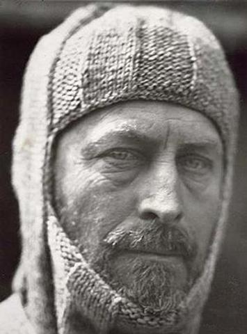 Sir Douglas Mawson Charts 4,000 Miles of Antarctic Coastline