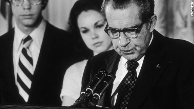 Watergate Cover-Up Verdict