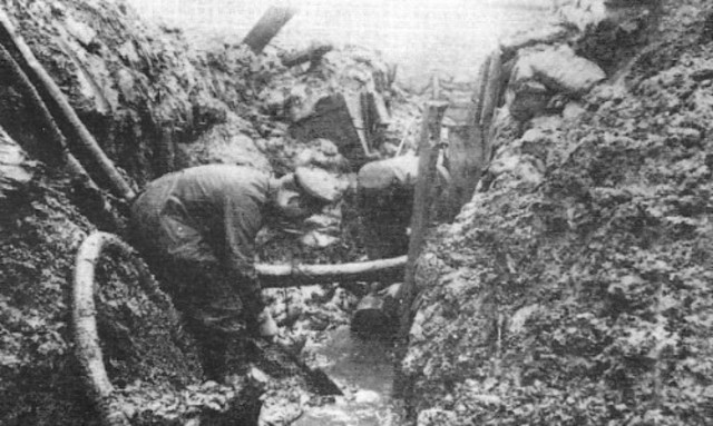 Conditions Worssen on the Western Front