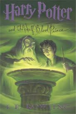 Harry Potter and the Half Blood Prince released