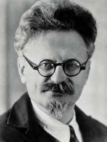 Leon Trotsky Murdered